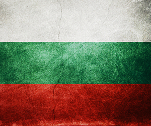 bulgaria and flag image