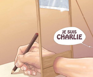 charlie, attentat, and dessin image