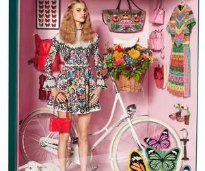 barbie, Valentino, and vogue image
