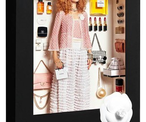 barbie, vogue, and chanel image