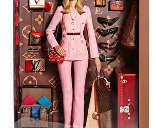 barbie, vogue, and Louis Vuitton image