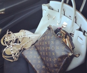 fashion, bag, and handbag image