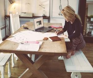 work, home, and study image