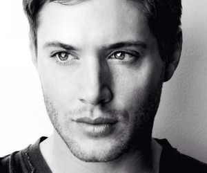 black and white, dean, and Hot image