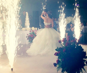 beautiful, forever, and wedding image