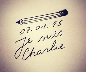 charlie, liberte, and paris image