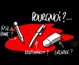france, charlie hebdo, and je suis charlie image