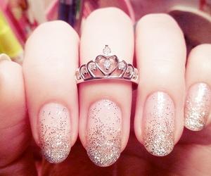 nail, nails, and rings image