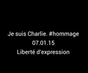 r.i.p, liberté d'expression, and hommage image