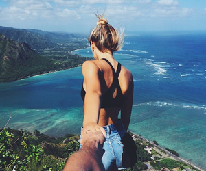 hair, nature, and style image