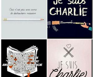 france, je suis charlie, and 7 january 2014 image