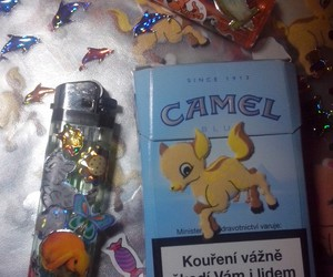 camel, stick, and cigarets image