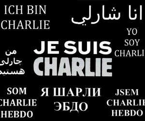 je suis charlie, france, and charlie hebdo image