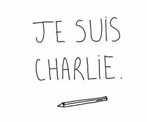 paris, je suis charlie, and charlie image