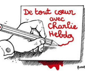 charlie, rip, and jesuischarlie image