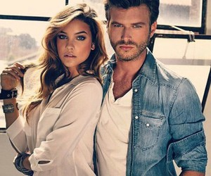 couple, model, and kivanc tatlitug image