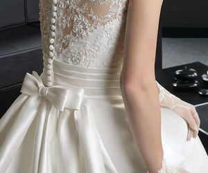 wedding, dugun, and wedding dress image