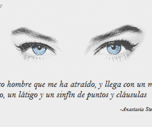 50 sombras de grey, frases, and anastasia steele image