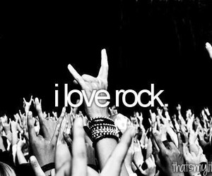 music, punk, and love image