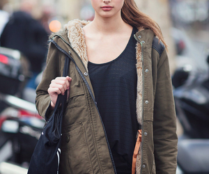 girl, style, and model image