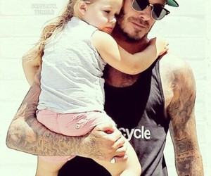 David Beckham, fashion, and girl image