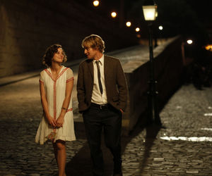 midnight in paris and paris image