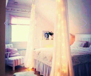 bedroom, pretty, and gorgeous image