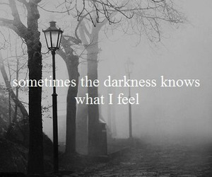 Darkness, sad, and dark image