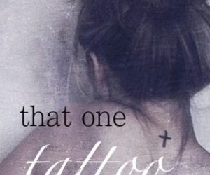 girl, story, and tattoo image