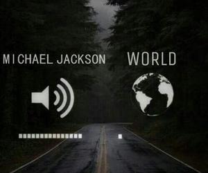 michael jackson and music image