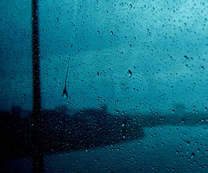 rain and window image