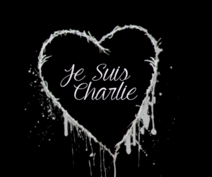 fight, freedom, and je suis charlie image