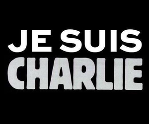 france, paix, and jesuischarlie image