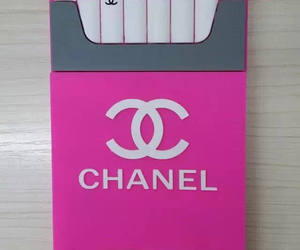 case, chanel, and cigarettes image
