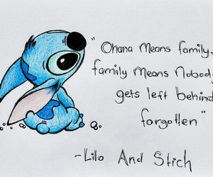 stitch and ohana image