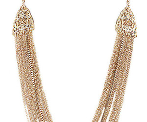 gold chain neckless image