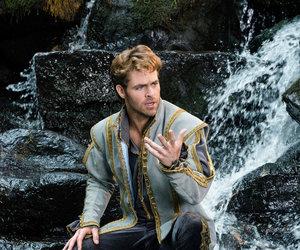 chris pine, handsome, and prince charming image