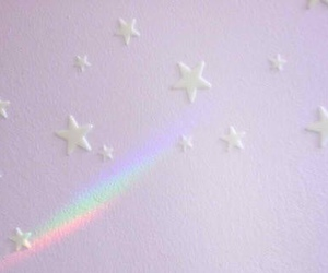 cool, glow in the dark, and rainbow image