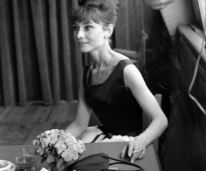 audrey hepburn and style image