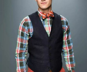 blaine anderson, glee, and darren criss image