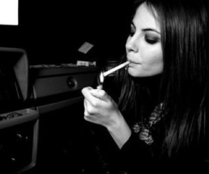 willa holland, girl, and cigarette image