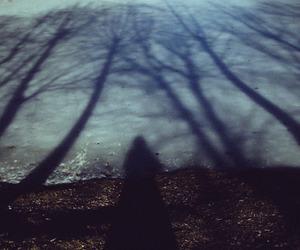 grunge, shades, and shadow image