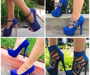 amazing, blue, and girl image