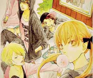 anime, manga, and tonari no kaibutsu-kun image