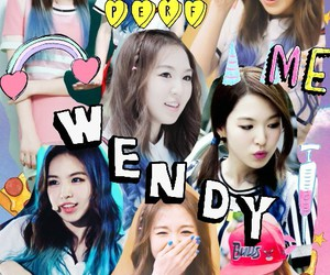 red velvet, wendy, and anali image