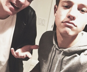 cameron dallas, magcon, and sammy wilk image