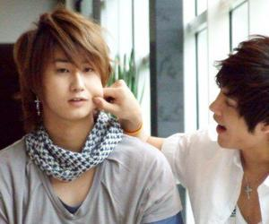 ss501, kim kyu joong, and triples image