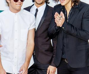 niall horan, zayn malik, and Harry Styles image