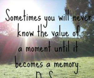 memory, moment, and true image