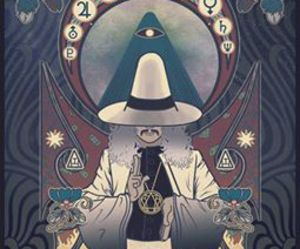 alchemy, astrology, and illuminati image